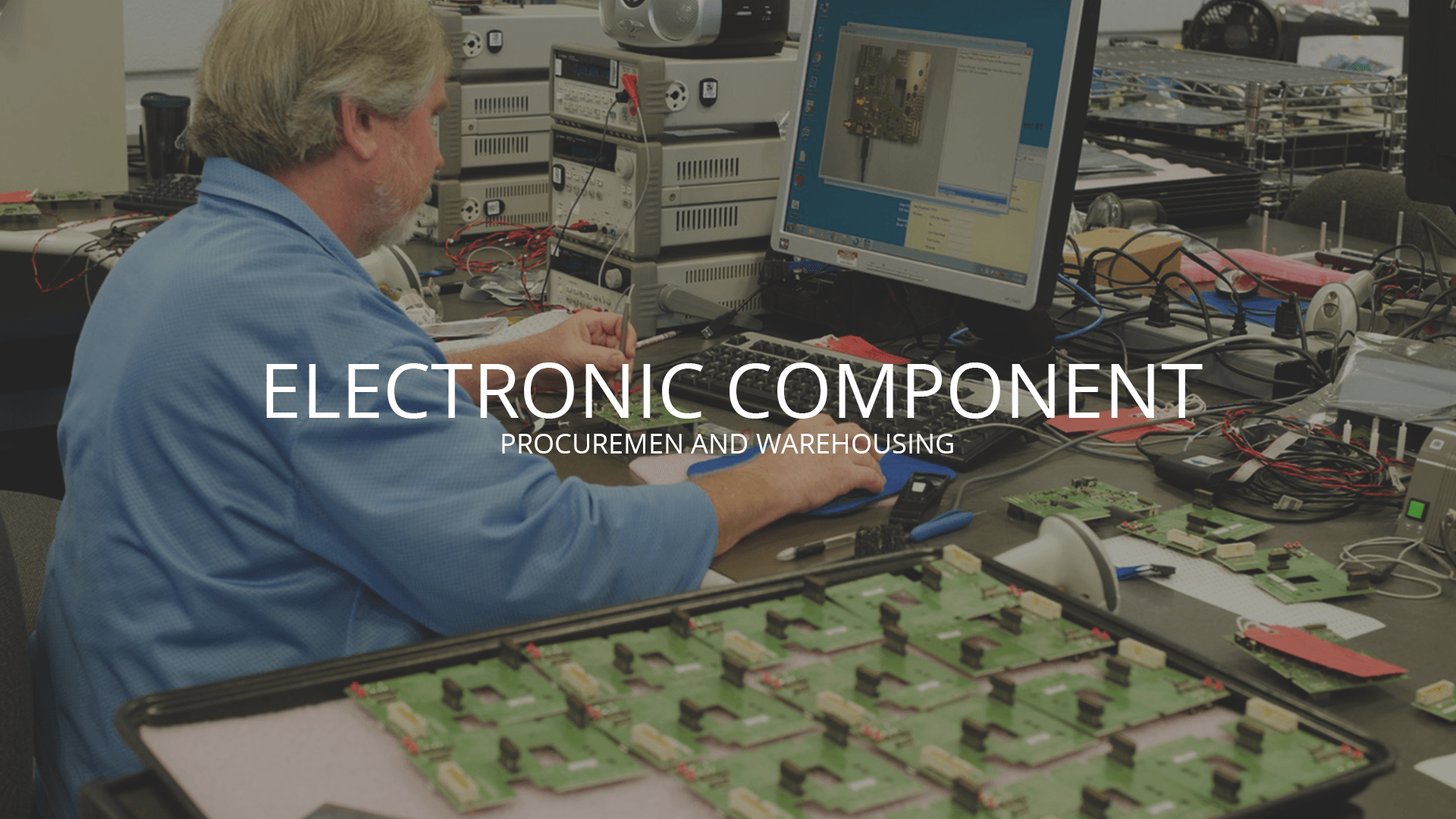 Electronic Component Procurement
