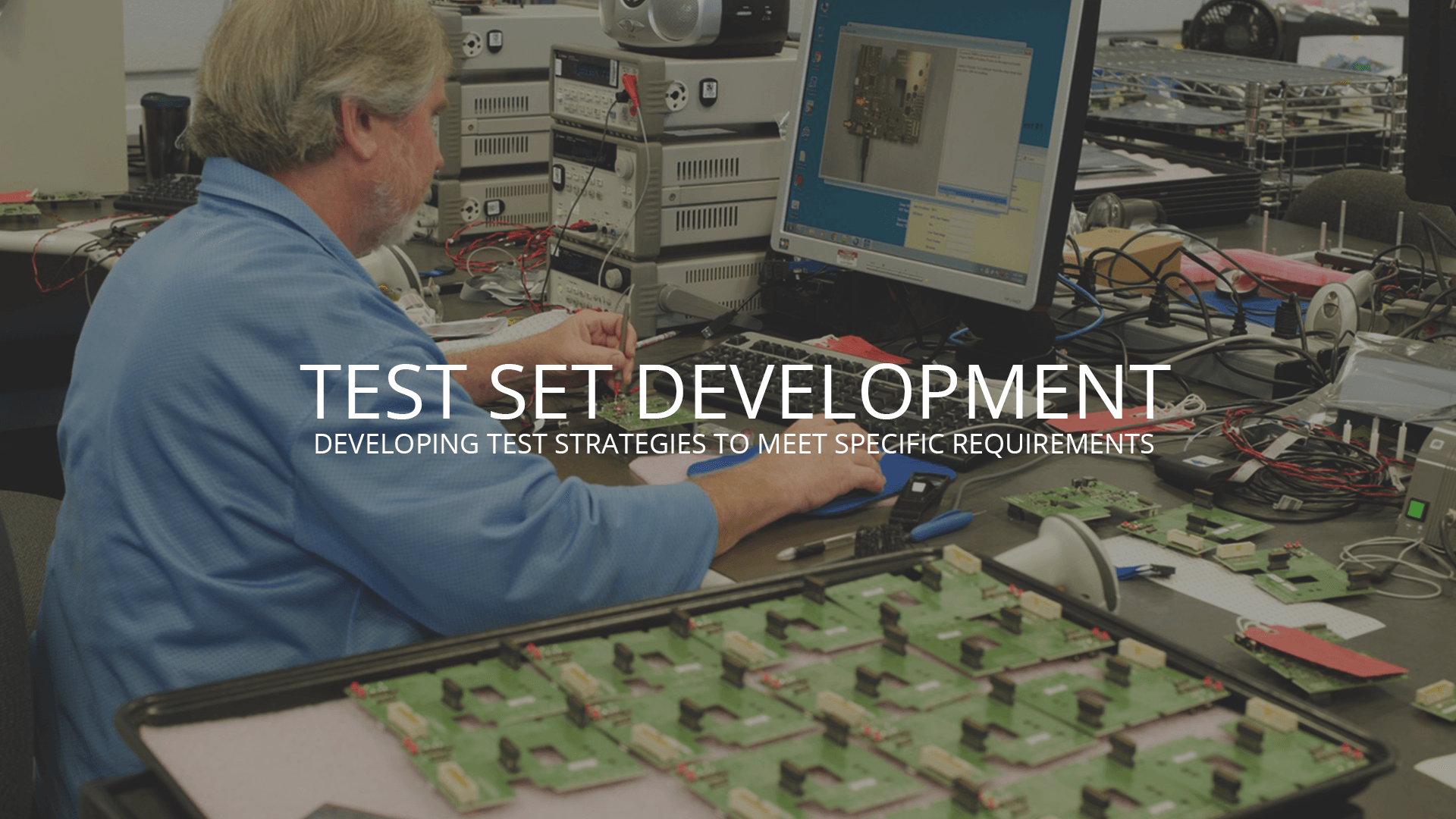 Test Set Development