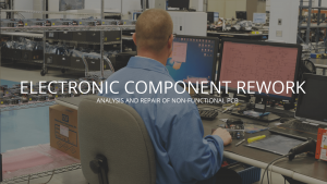 Electronic Component Rework
