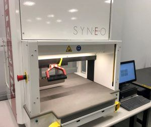 Syneo Press Fit Machine
